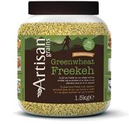 Artisan grains Greenwheat freekeh 1,5 kg