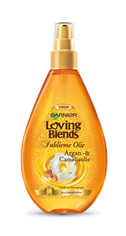 Garnier Loving blends Argan & cameliaolie Sublieme olie 150 ml