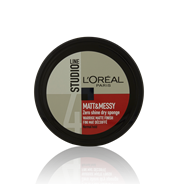 L'Oréal Paris Studio line Matt & messy zero shine dry sponge Gel crème 150 ml