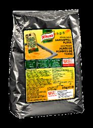 Knorr 1-2-3 aardappelpuree koude basis 3 kg