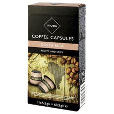 Rioba Koffie capsules Costa Rica 11 caps