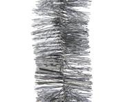 Decoris Guirlande lametta glans 2,7 meter zilver