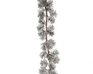 Decoris Guirlande plastic denneappels 120 cm
