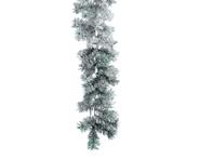 Decoris Canadian guirlande snowy 270 cm