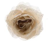 Kaemingk Roos clip polyester crème