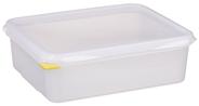 Metro Professional Gastronormbak + deksel polypropyleen 1/2 100 mm