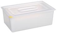Metro Professional Gastronormbak + deksel polypropyleen 1/1 200 mm
