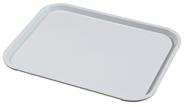 Metro Professional Dienblad PP rechthoekig 36 x 46 cm grijs