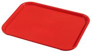 Metro Professional Dienblad PP rechthoekig 36 x 46 cm rood