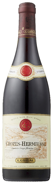 E. Guigal Crozes hermitage rouge 2014 12 x 750 ml