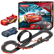 Disney Pixar Cars 3 Carrera Go Finish first