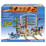 Hot Wheels Ultieme garage