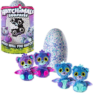 Spin Master Hatchimals Surprise Twins Peacat
