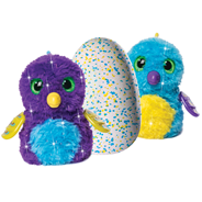 Spin Master Hatchimals shimmering draggles