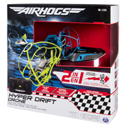 Spin Master Air Hogs Hyper drift drone 2-in-1