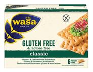 Wasa Gluten- en lactosevrij 240 gram