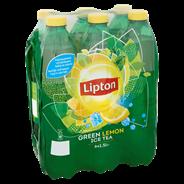 Lipton Ice Tea Green Lemon pet-fles 1,5 liter