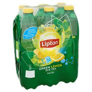 Lipton Ice Tea Green Lemon pet-fles 1,5 liter