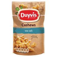 Duyvis Puur Natuur Cashews Zeezout 125 gr