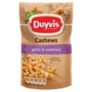 Duyvis Cashews Garlic & Rosemary 125 gram