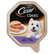 Cesar Classic Lam en kalkoen 150 gram