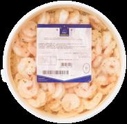 Horeca Select Garnalen knoflook 800 gram