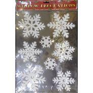 Peha Kerst raamstickers sneeuwvlokken
