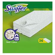 Swiffer 545476 Wit 36stuk(s) schoonmaakdoek