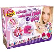 Small World Fashion Luxury mani-pedi nail spa