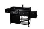 Tarrington House Gas- en Houtskoolbarbecue 4-in-1