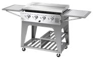 Metro Professional Barbecue gas 4-branders
