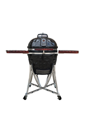 Vision Grills Black Diamond Kamado