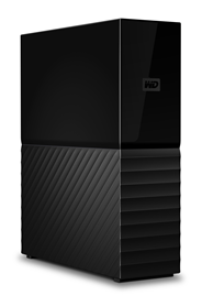 Western Digital My Book 3.5 Inch externe HDD 4TB