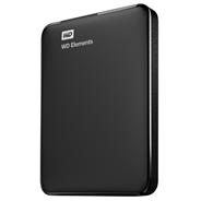 Western Digital WD Elements Portable 2.5 Inch externe HDD 3TB, Zwart
