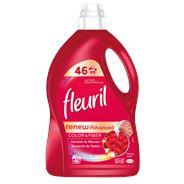 Fleuril Renew Advanced Color & Fiber Vloeibaar Wasmiddel 46 Wasbeurten