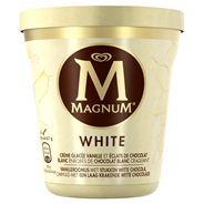 MAGN WHITE PINT 440ML