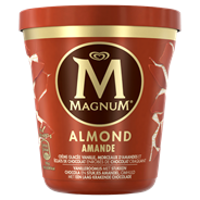 Magnum IJs almond pint 440 ml