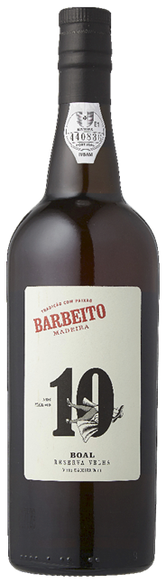 Vinhos Barbeito Boal 10 years old reserve 6 x 750 ml