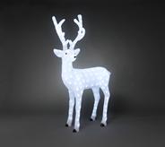 Konstsmide LED rendier 184 LED's 130 cm buiten