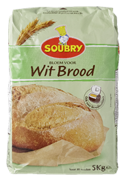 Soubry Mix voor wit brood 5 kg