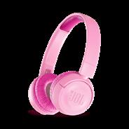 JBL Kids JR300BT Draadloze on-ear hoofdtelefoon roze