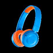 JBL Kids JR300BT Draadloze on-ear hoofdtelefoon blauw