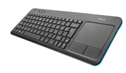 Trust Veza Draadloos touchpad toetsenbord