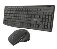 Trust Evo Stil draadloos toetsenbord en muis