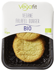Vegafit Vegane falafel burger