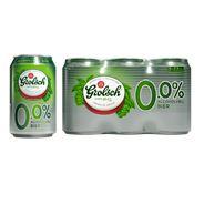 Grolsch 0.0% Blik 4x6x33cl