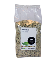 Raw Organic Food Hennepzaad XL 1 kg