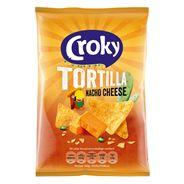 Croky Chips Croky Nacho cheese 20 x 40 gram