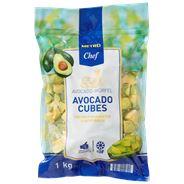 Metro Chef Avocado cubes 1 kg