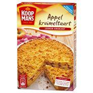 Koopmans Mix Appel Kruimeltaart 390 g Doos